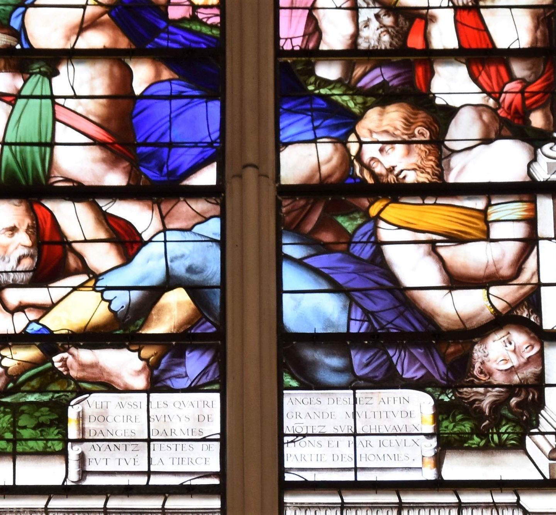 Dietro le mura dello Château de Vincennes