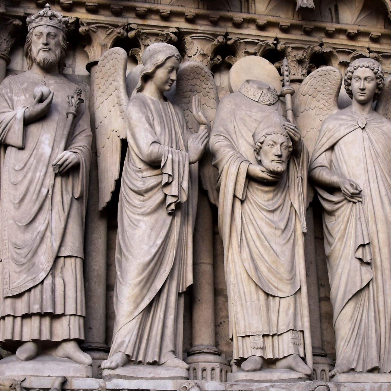 La cattedrale alchemica: uno sguardo diverso sulla facciata di Notre Dame