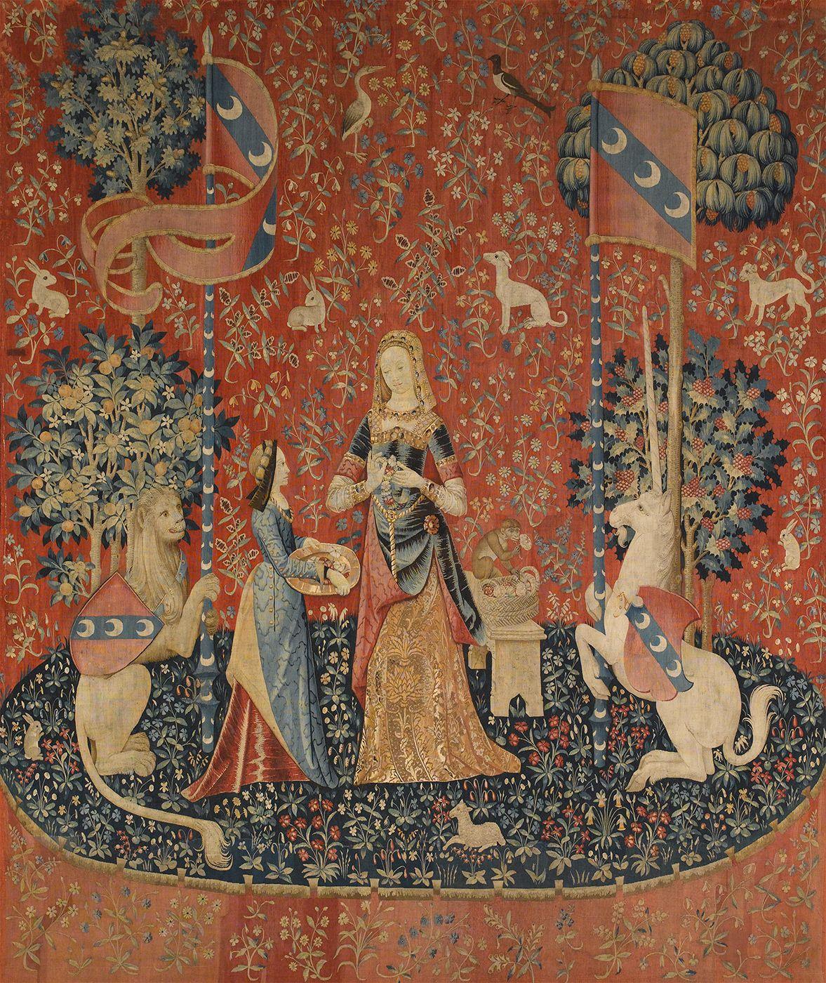 La Dama e l'unicorno