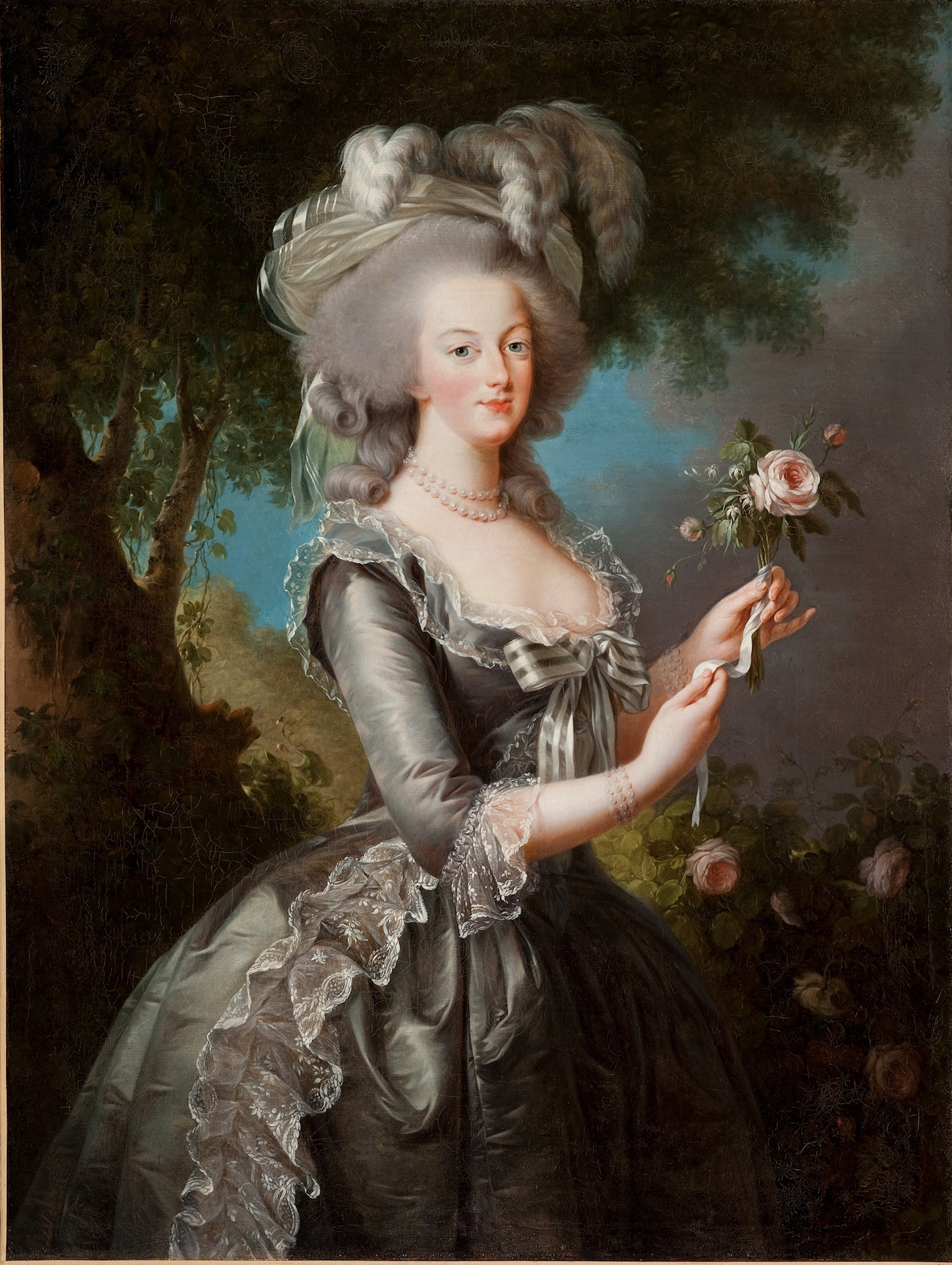 La regina Marie Antoinette