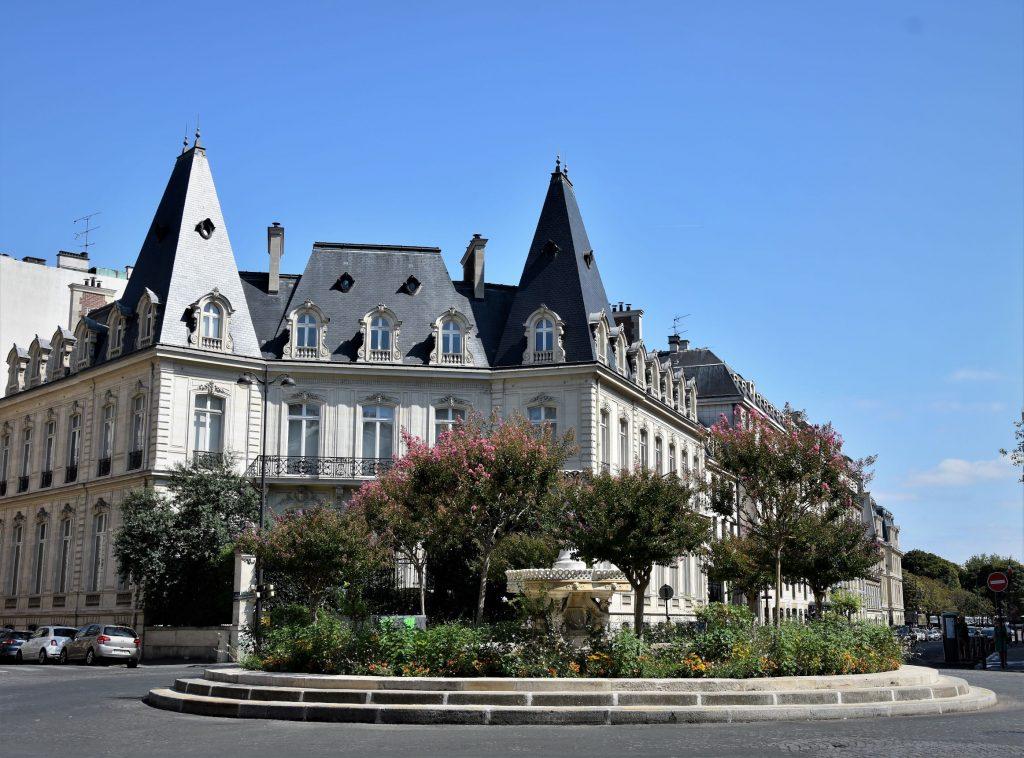 place François I