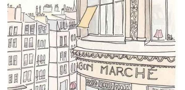 Parigi e i grandi magazzini: benvenuti in paradiso!