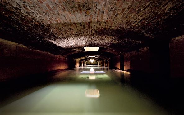 Il lago sotterraneo dell'Opéra Garnier