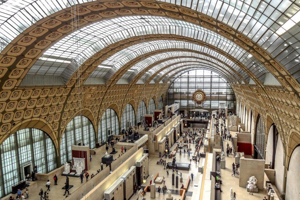 museo d'Orsay volta vetrata