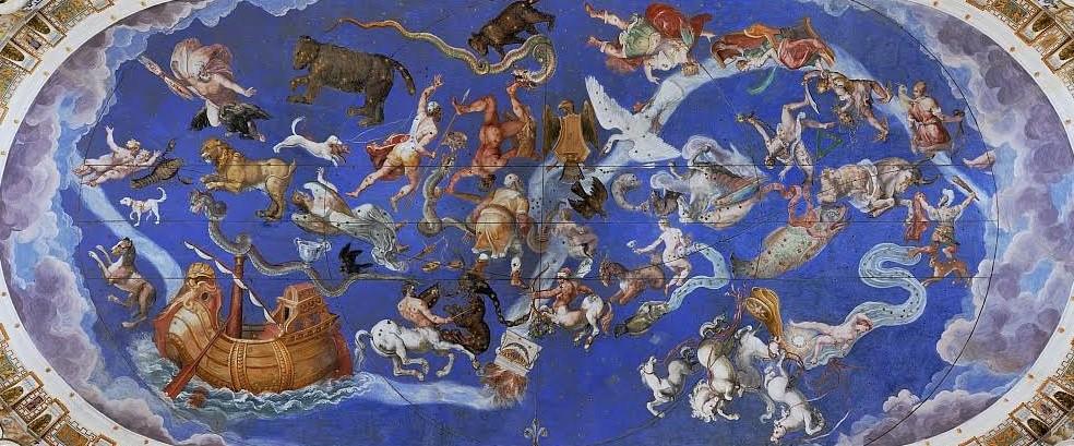La colonna astrologica di Caterina de Medici