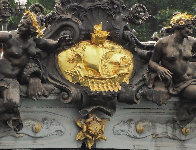 Faccende da zar: il pont Alexandre III
