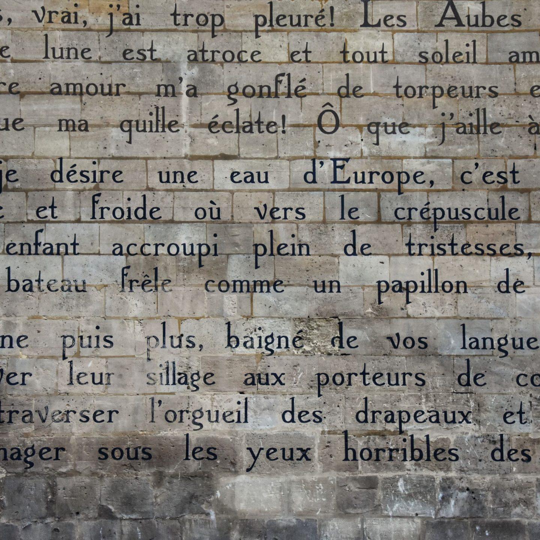 In rue Férou i muri raccontano storie