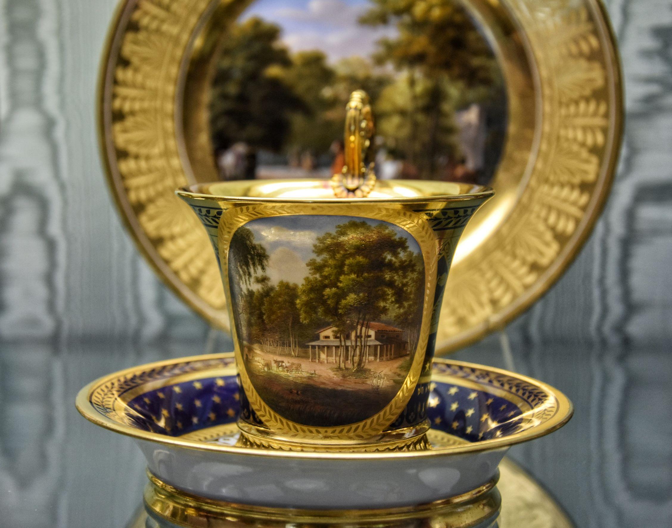 Servizio da tè dell'imperatrice Joséphine