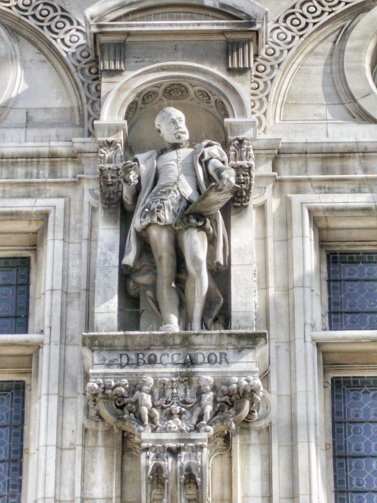 Statua di Boccadoro