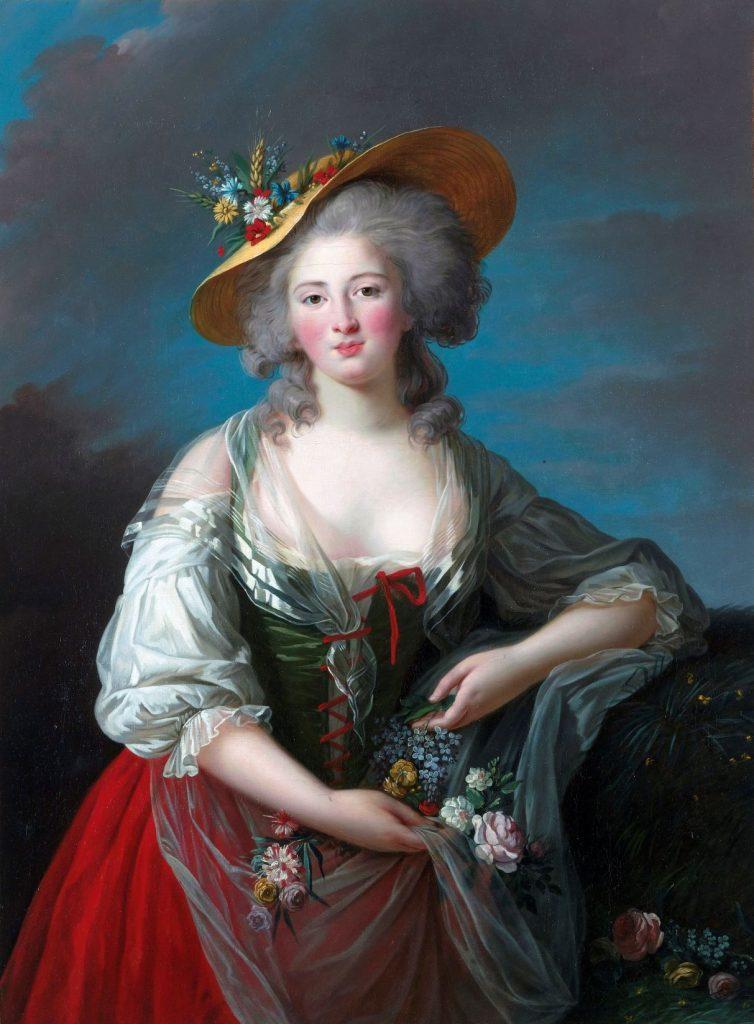 Ritratto di Madame Élisabeth