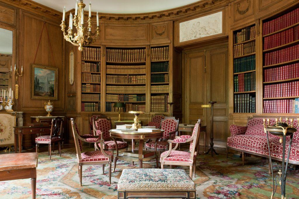 Biblioteca dell'Hôtel de Camondo