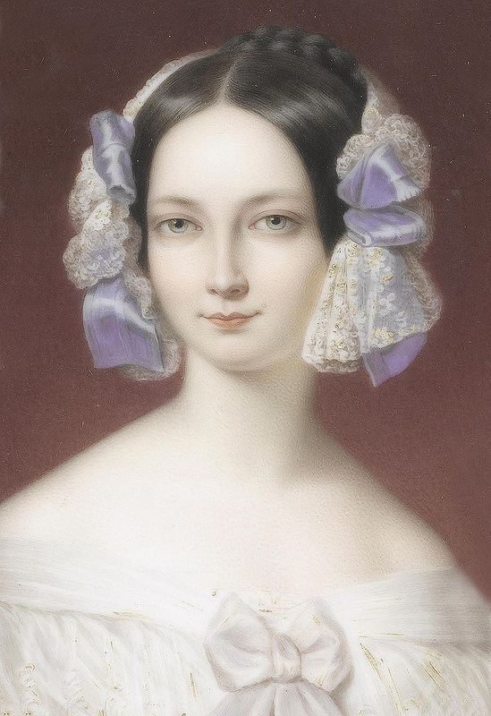 Il Natale a Versailles: la principessa Hélène di Mecklembourg
