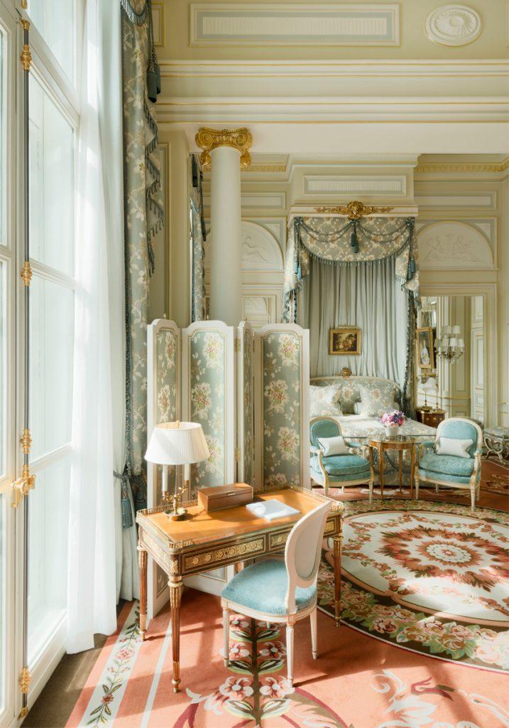 Suite imperiale del Ritz Paris