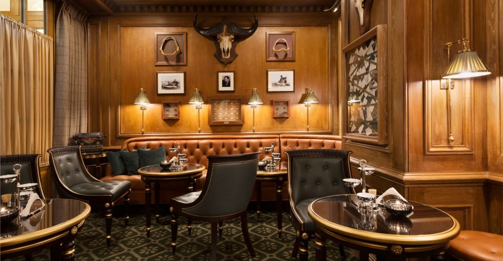 IL bar Hemingway del Ritz Paris