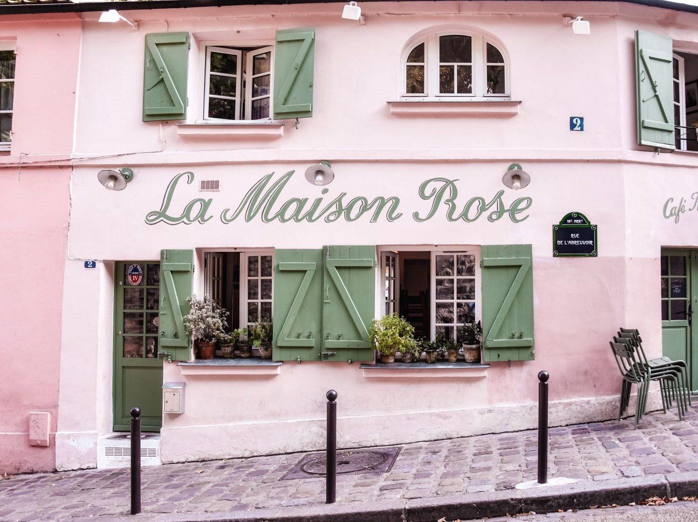 Lunga vita a La Maison Rose