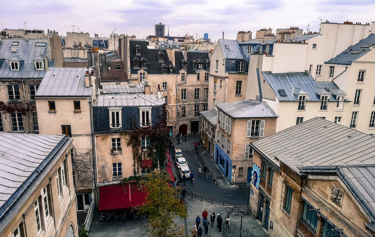 Passeggiata letteraria nel Marais in cinque tappe
