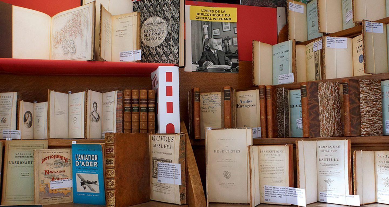 Delamain, la libreria più antica  di Parigi
