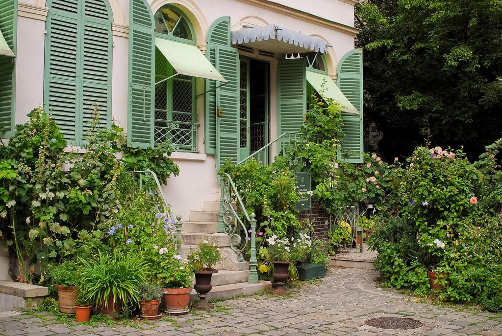 Musée de la Vie romantique a La Nouvelle Athènes