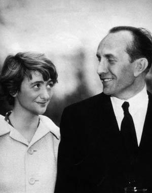 Passeggiata letteraria a Saint-Germain:  Françoise Sagan e Guy Shoeller