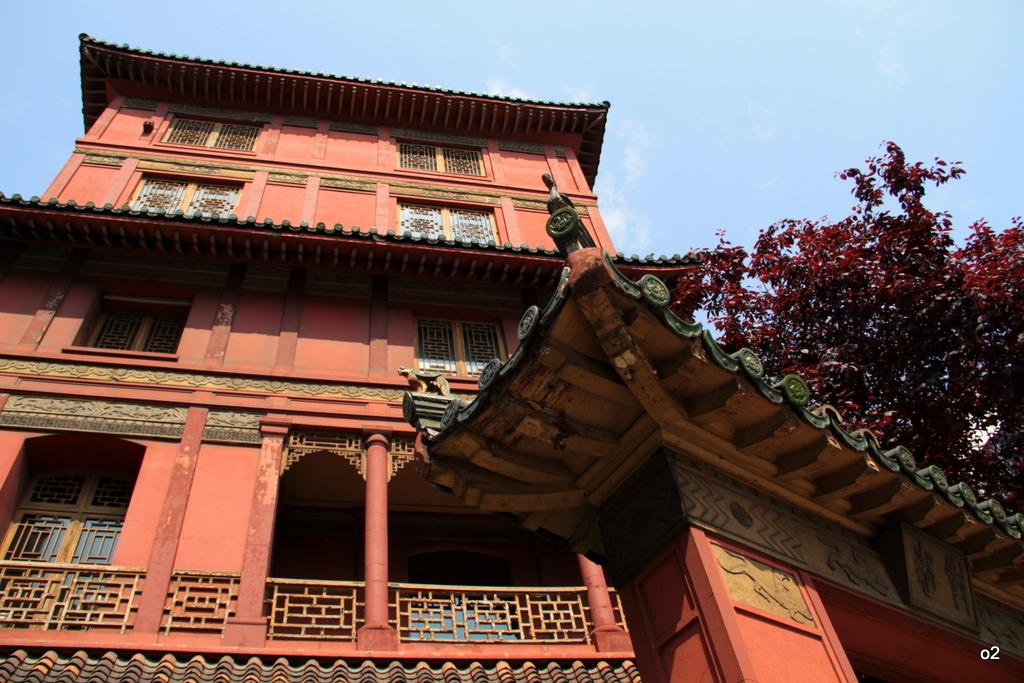 Dettaglio della facciata e del portale della Maison de Loo