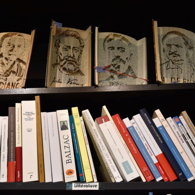 Le Piéton de Paris, la più parigina tra le librerie